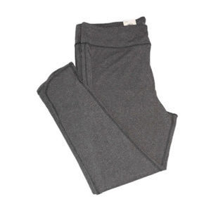 New So High Rise Leggings Gray Stretch XXL